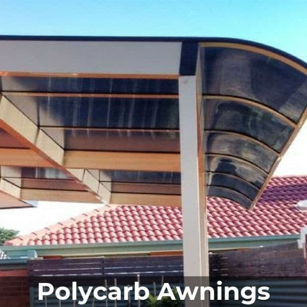 Polycarb Awnings A1