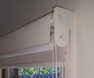 image of chain-operated-roller-blind